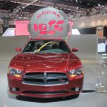 2014 Dodge Charger 100th Anniversary Edition front