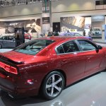 2014 Dodge Charger 100th Anniversary Edition rear three quarter