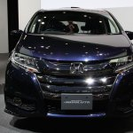2014 Honda Odyssey Absolute front