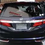 2014 Honda Odyssey Absolute rear
