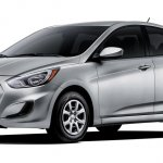 2014 Hyundai Accent  4 door