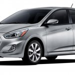 2014 Hyundai Accent  5 door