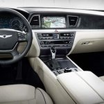 2014 Hyundai Genesis launched cabin