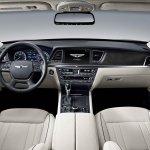 2014 Hyundai Genesis launched dashboard