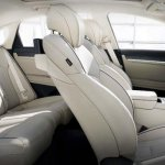 2014 Hyundai Genesis launched seats