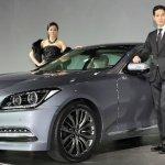2014 Hyundai Genesis launched