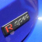 2014 Hyundai Veloster Turbo R-Spec badge