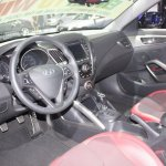 2014 Hyundai Veloster Turbo R-Spec dashboard
