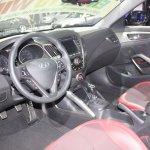 2014 Hyundai Veloster Turbo R-Spec dashboard