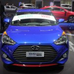 2014 Hyundai Veloster Turbo R-Spec front