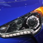 2014 Hyundai Veloster Turbo R-Spec headlight