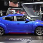 2014 Hyundai Veloster Turbo R-Spec side