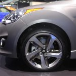 2014 Hyundai Veloster alloy wheel