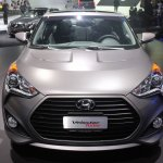 2014 Hyundai Veloster front