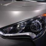 2014 Hyundai Veloster headlight