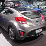 2014 Hyundai Veloster rear quarter