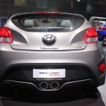 2014 Hyundai Veloster rear