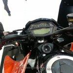 2014 Kawasaki Z1000 display