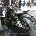 2014 Kawasaki Z1000 rear three quarters