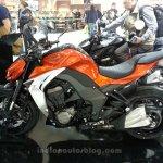 2014 Kawasaki Z1000 side view