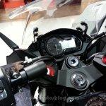 2014 Kawasaki Z1000SX dashboard