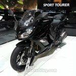 2014 Kawasaki Z1000SX front three quarters