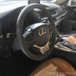 2014 Lexus CT200h facelift Guangzhou Motor Show cabin