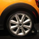 2014 MINI Cooper S alloy wheel