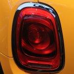 2014 MINI Cooper S taillight