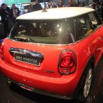 2014 MINI Cooper rear quarter