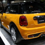 2014 MINI rear quarter