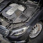 2014 Mercedes-Benz S65 AMG engine