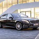 2014 Mercedes-Benz S65 AMG front three quarter