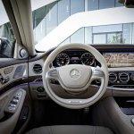 2014 Mercedes-Benz S65 AMG steering