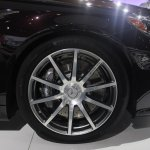 2014 Mercedes S65 AMG at LA Auto Show 2013 wheel