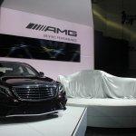2014 Mercedes S65 AMG at LA Auto Show 2013