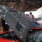 2014 Mercedes SLS AMG Final Edition hood