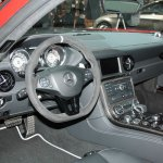 2014 Mercedes SLS AMG Final Edition interiors