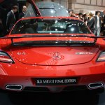2014 Mercedes SLS AMG Final Edition rear