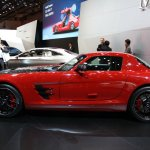 2014 Mercedes SLS AMG Final Edition side