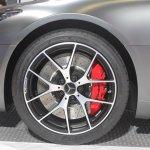 2014 Mercedes SLS AMG GT Final Edition alloy wheel