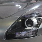2014 Mercedes SLS AMG GT Final Edition headlight