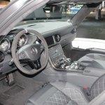 2014 Mercedes SLS AMG GT Final Edition interiors