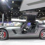 2014 Mercedes SLS AMG GT Final Edition side