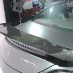 2014 Mercedes SLS AMG GT Final Edition spoiler