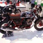 2014 Moto Guzzi V7 Racer side view