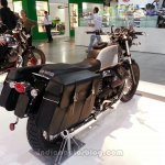 2014 Moto Guzzi V7 Special rear three quarters