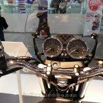 2014 Moto Guzzi V7 Special speedometer