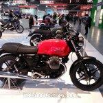 2014 Moto Guzzi V7 Stone side view