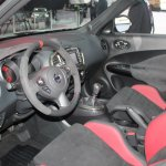 2014 Nissan Juke Nismo RS dashboard driver side from 2013 LA Auto Show